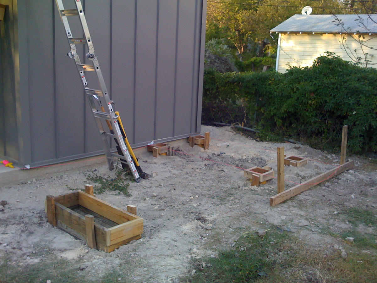 Stairs-foundation