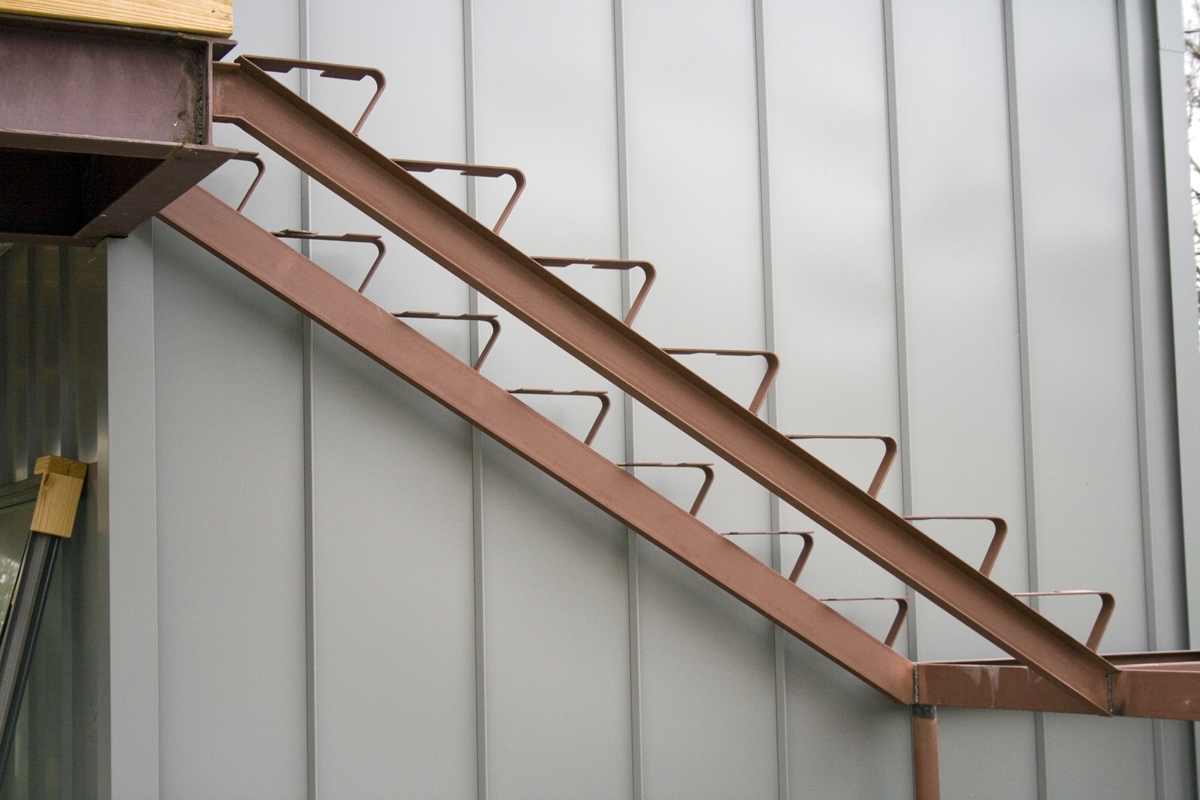 Stairs-stringers