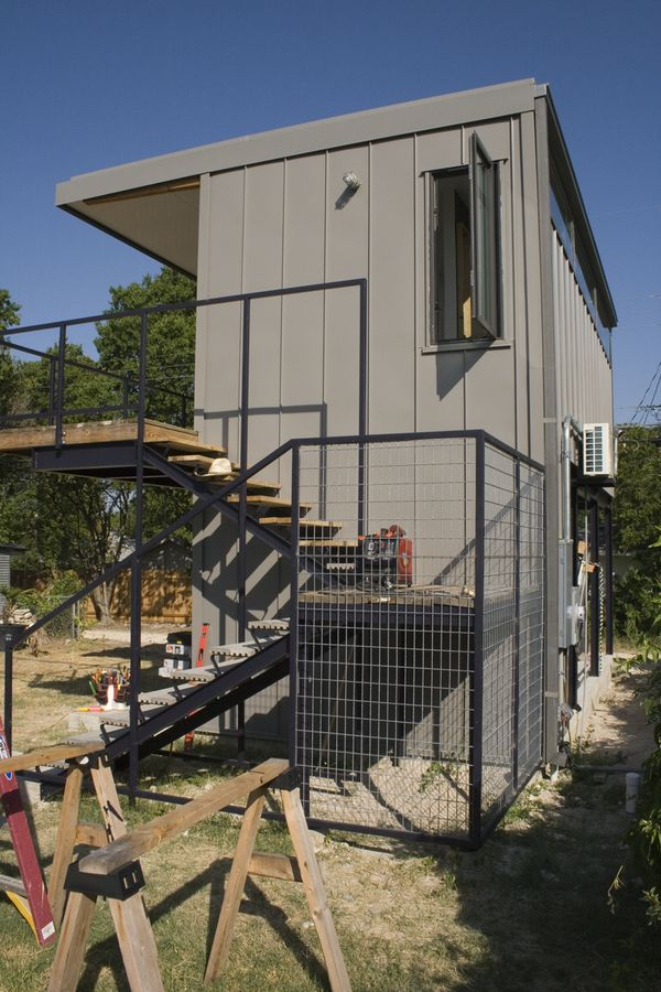 Stair mesh 2