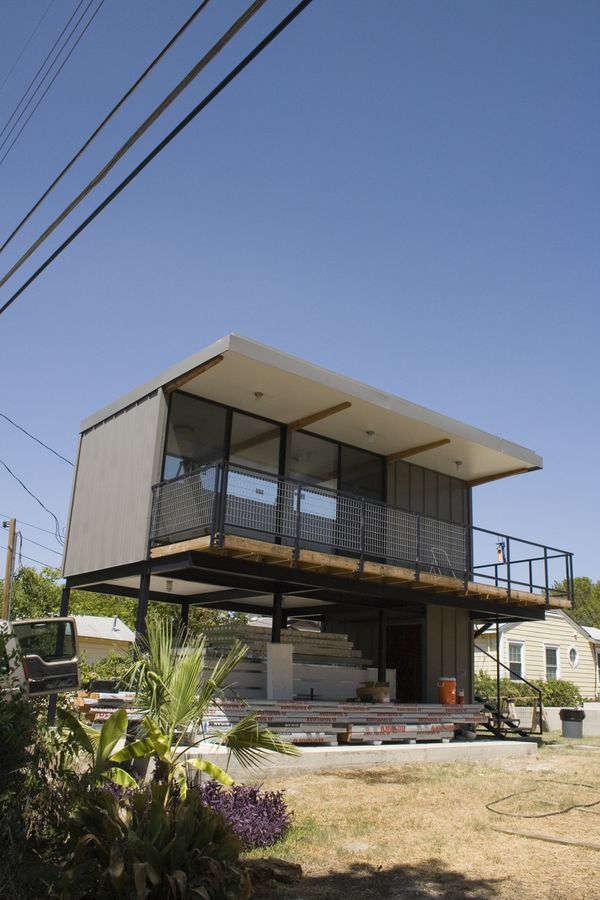 Handrail mesh