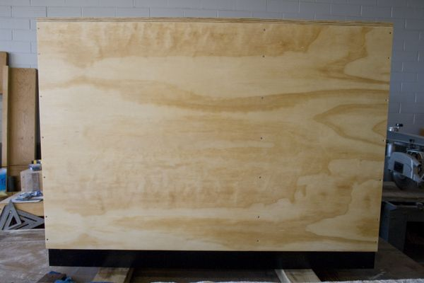 Pine ply cabinet1