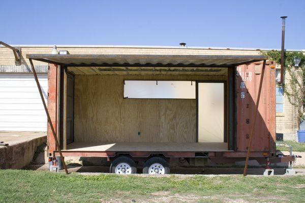 Plywood interior 2