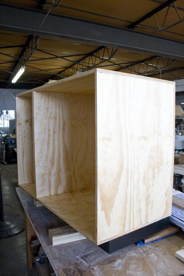 Pine ply cabinet 2