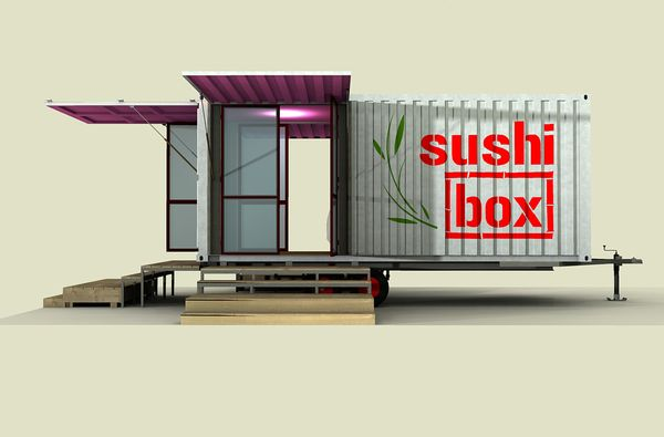 SushiBOX side