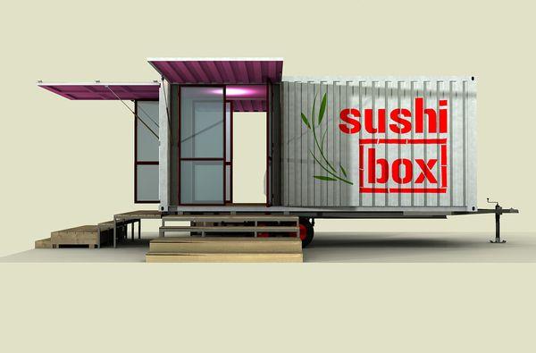 SushiBOX side