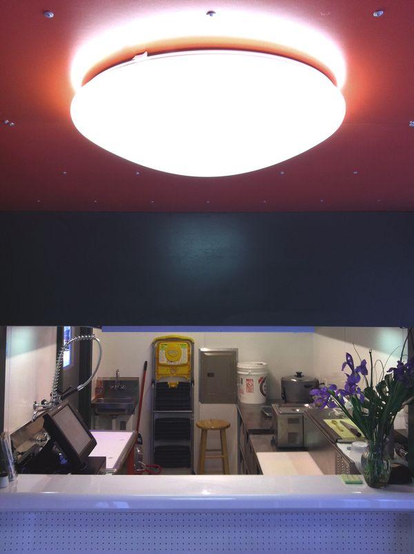 SushiBOX counter