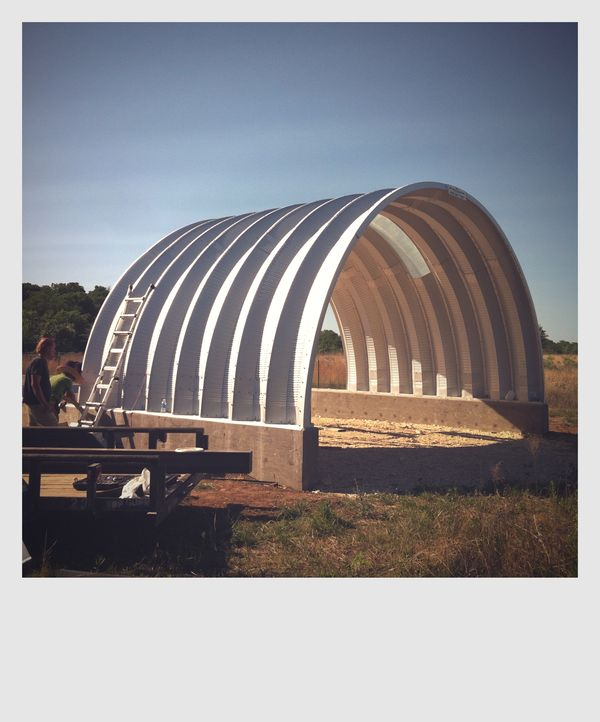 Quonset Hut Blueprints | Joy Studio Design Gallery - Best Design