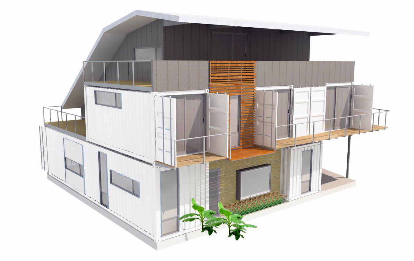 designSTUDIOmodern: container based designs